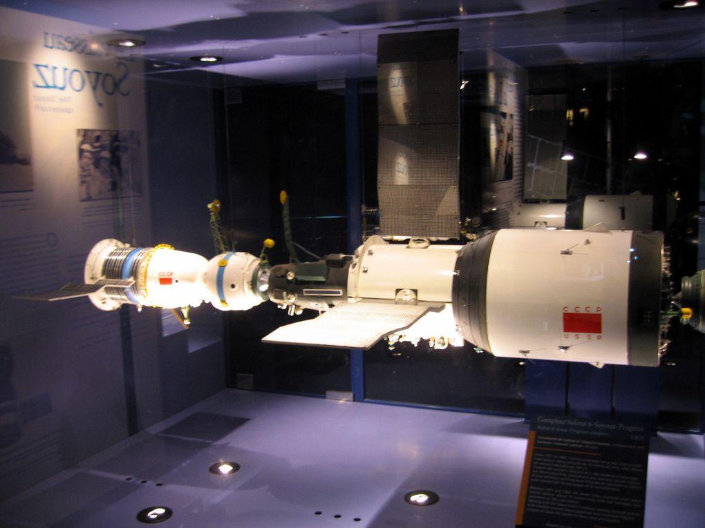 Visite du Musée de l'Air et de l'Espace