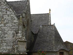 Visite extérieure de la chapelle - un petit clic sur chaque photos et vous aurez un meilleur aperçu !