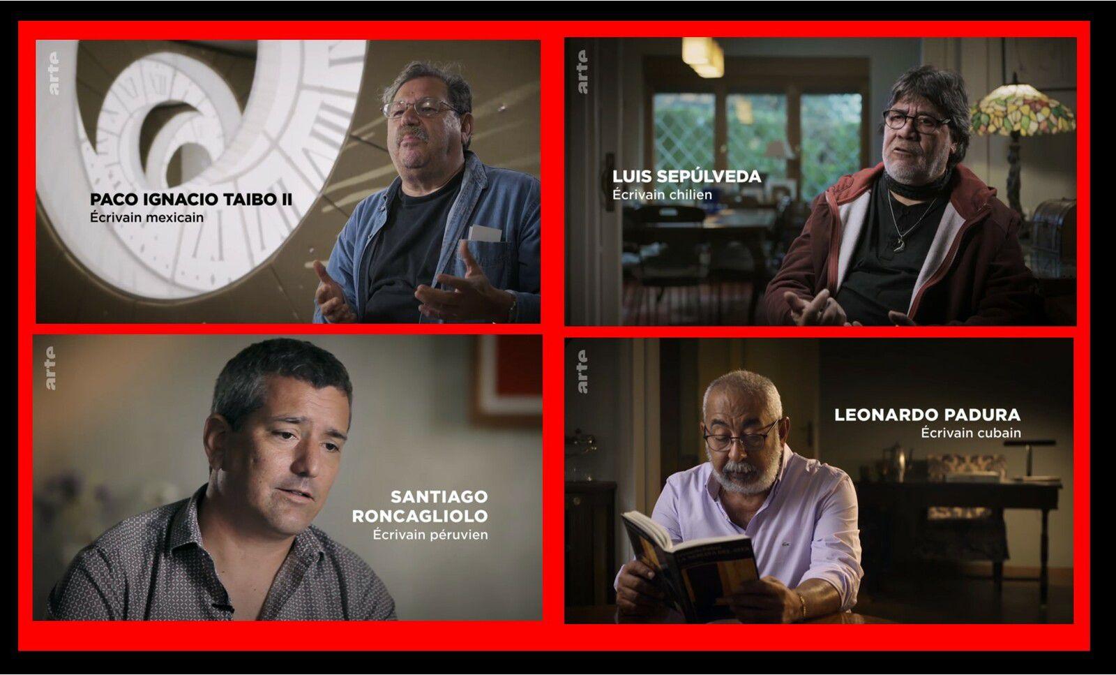 Le polar latino : docu diffusé par Arte