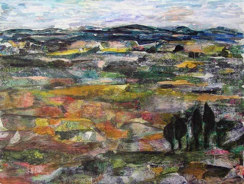 Mireille Vincent, Paysages