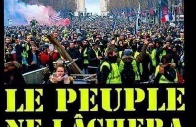 GILETS JAUNES : SOUTIEN TOTAL AUX CAMARADES DU BASTION SOCIAL PERSÉCUTÉS PAR LA RÉPUBLIQUE !