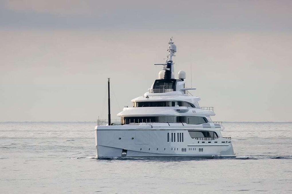 """Benetti consegna M/Y """"Metis"""", custom di 63 metri con innovativi interni e design ricercato"""