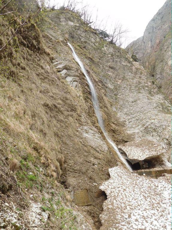 Cascate dell'Acquasanta - Bolognola (MC)