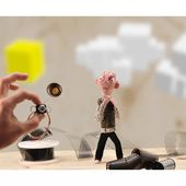 Omergraphie - Illustration Stop motion