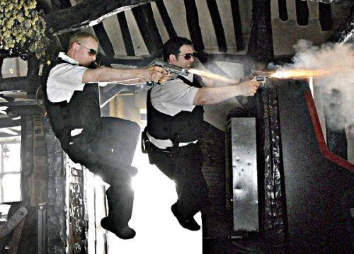 [critique] Hot Fuzz