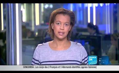 2012 03 13 @23H05 - PAULINE SIMONET, FRANCE 24, PARIS DIRECT