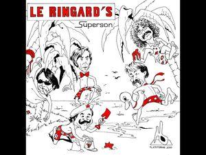 le ringard's super son, un duo typique composé des frères barboteu Gérard et Patrick avec aussi les 6-4-2 et les sales gosses