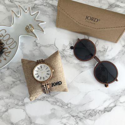 Idées Cadeaux Jord : des montres mais pas que !