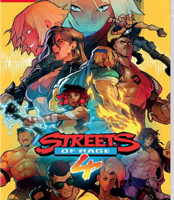 Streets of Rage 4, incontournable à 25 boules