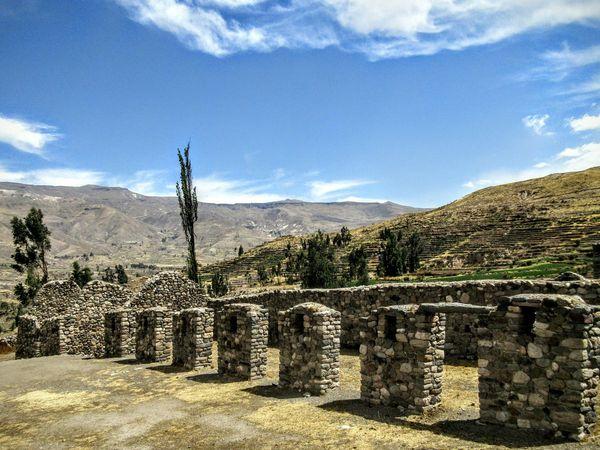 Arequipa et cañon de Colca. 22 /27 septembre 2016