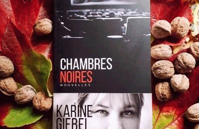 Karine Giebel nous donne de ses nouvelles