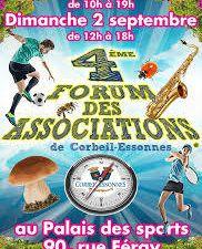 Equipe de choc : Responsable associatifs Mairie Corbeil-Essonnes