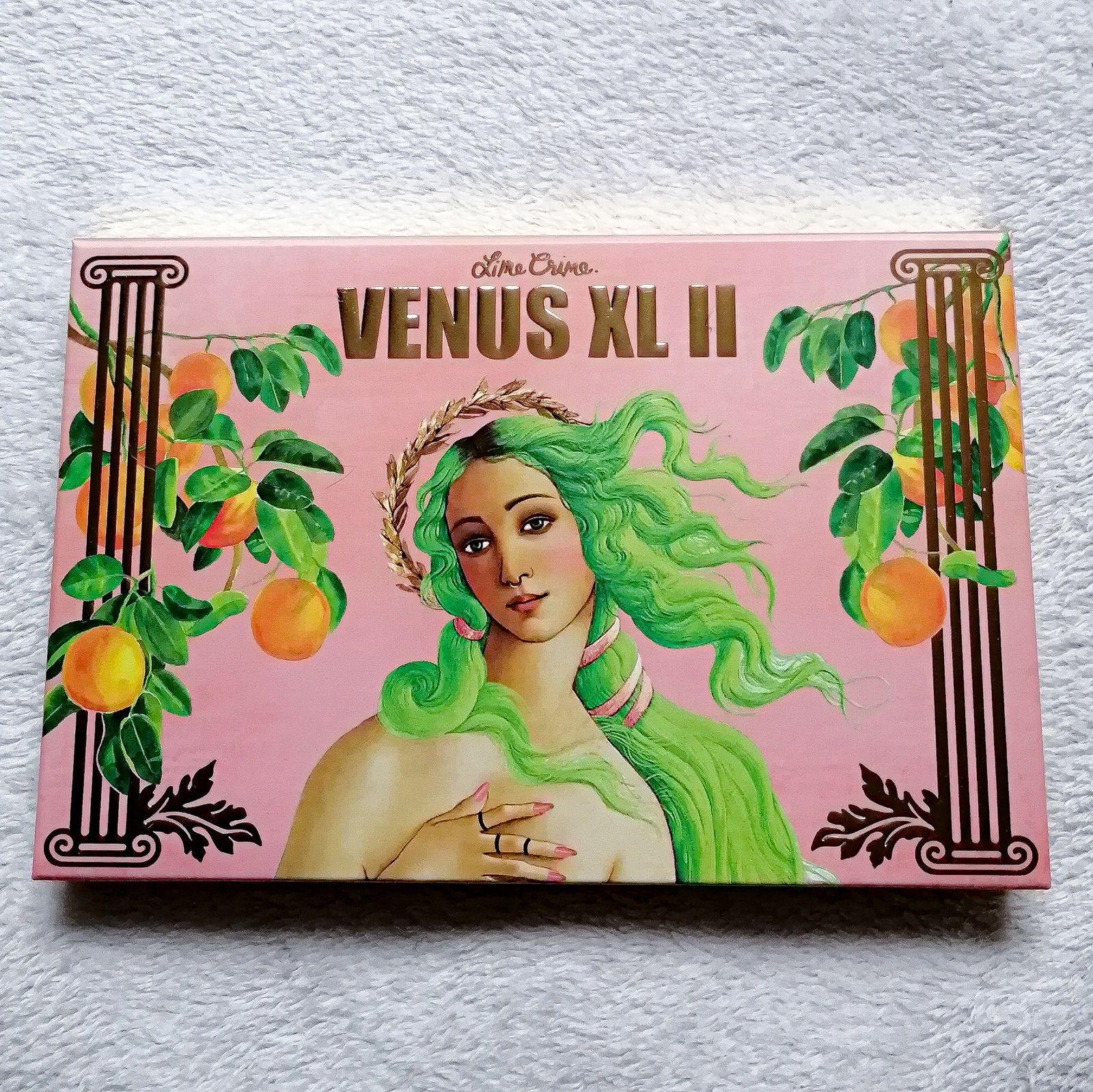 Lime Crime, Venus XL II