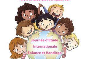 Droits de l'enfant et handicap - Quelles réalités en France et ailleurs pour une société inclusive ? - 19 novembre 2019