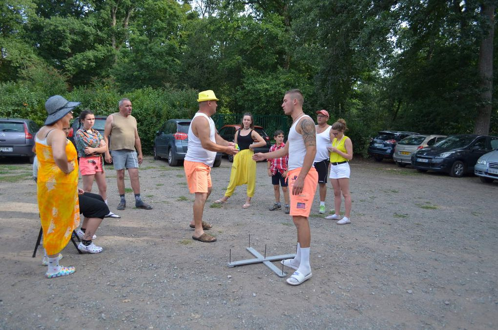 Album Camping des beaufs