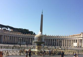 Le jour où je n'ai pas rencontré le Pape ...