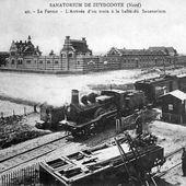 Halte du sanatorium-maritime-de-Zuydcoote