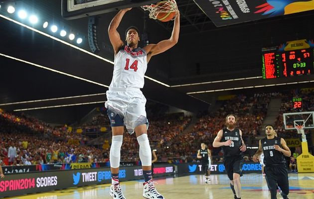 CM: Team USA s'impose sans frayeur