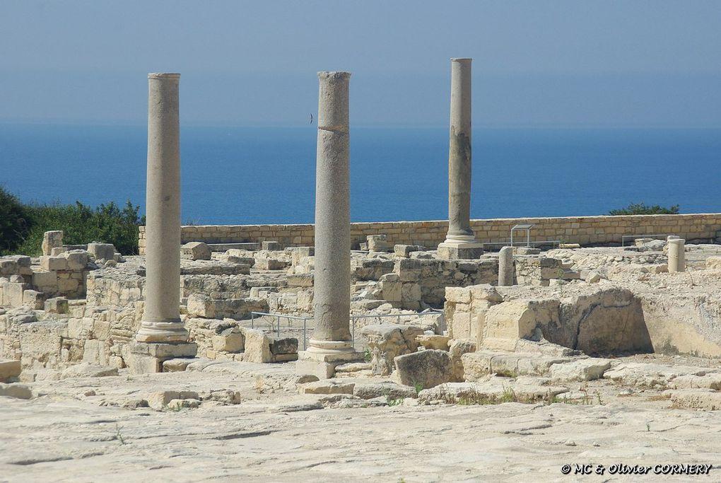 Site Archéologique de Kourion