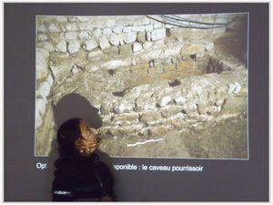 Présentation du résultat des fouilles de Senez , mercredi 31 janvier 10 h