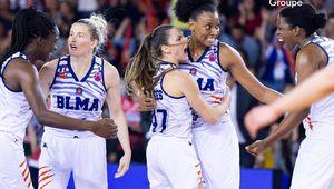 BLMA en finale de l'EuroCup women pour la première fois de son histoire !