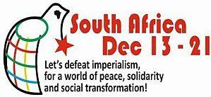 Ouverture du 17ème Festival mondial de la jeunesse dédié à Fidel et à Nelson Mandela: « Vaincre l'impérialisme, pour un monde de paix, de solidarité et de transformation sociale »
