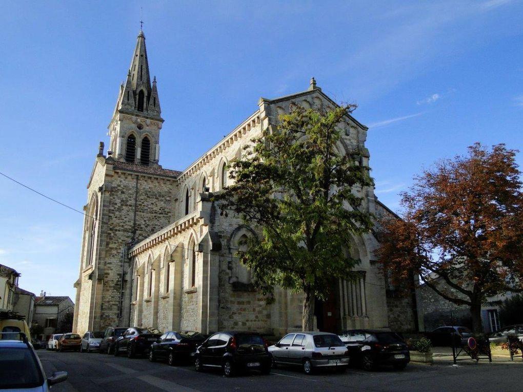 St Cannat, la Fontaine de Doudonne...