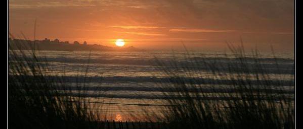 Bretagne : Soleil Couchant
