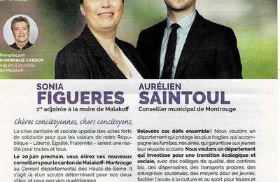 Départementales Malakoff- Montrouge le 20