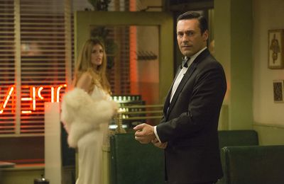 Critiques Séries : Mad Men. Saison 7. Episode 14. Person to Person.