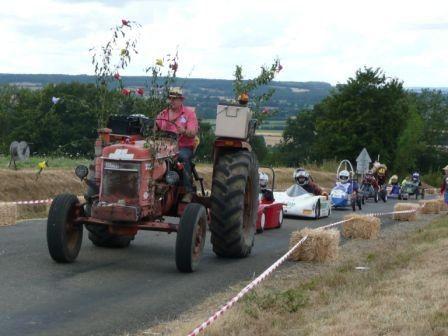 La fête villageoise a eu lieu les 24 et 25 juillet 2010. Le dimanche, place à la course de Caisses à Savon !