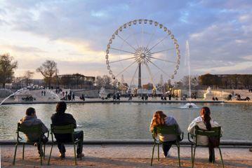 Le Marché de Noël du Jardin des Tuileries aura bientôt lieu