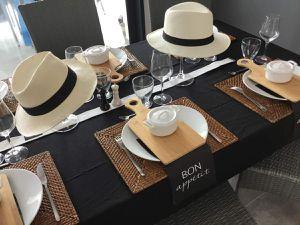 """Déco de table """"Bonne fête Papa"""""""