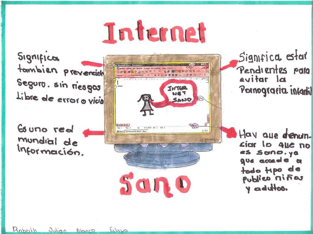 trabajos de internet sano