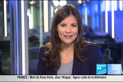 2012 01 16 @07H00 - ELISABETH ALLAIN, FRANCE 24, PARIS DIRECT