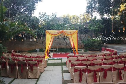 5 Grand Themes For Outdoor Wedding Decoration