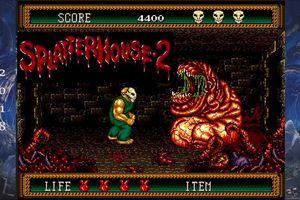 Vidéo Spécial Halloween: Splatterhouse 2 sur Megadrive