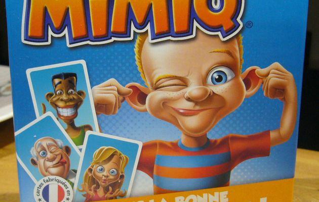 Les enfants testent MIMIQ : Fais la bonne grimace - Jeu de cartes
