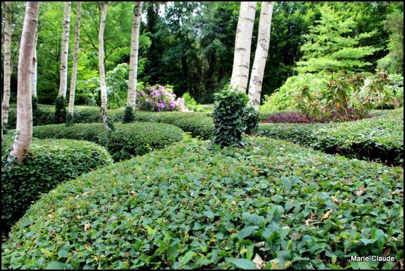 Le Jardin d'Atmosphères du Petit Bordeaux;