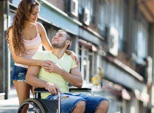 Rencontre pour personne handicapé