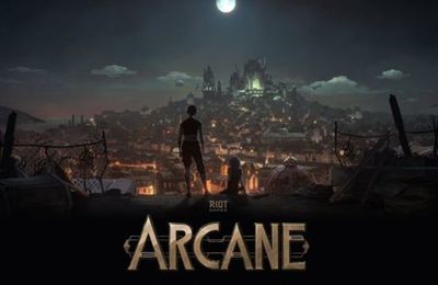 Arcane – Riot Games dévoile de nouvelles images pour sa série animée