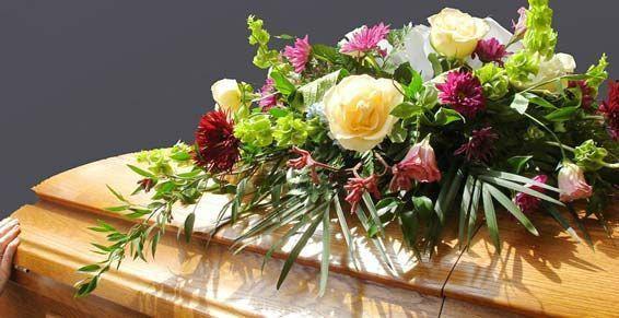 Témoignage d'un fils aux obsèques de sa mère