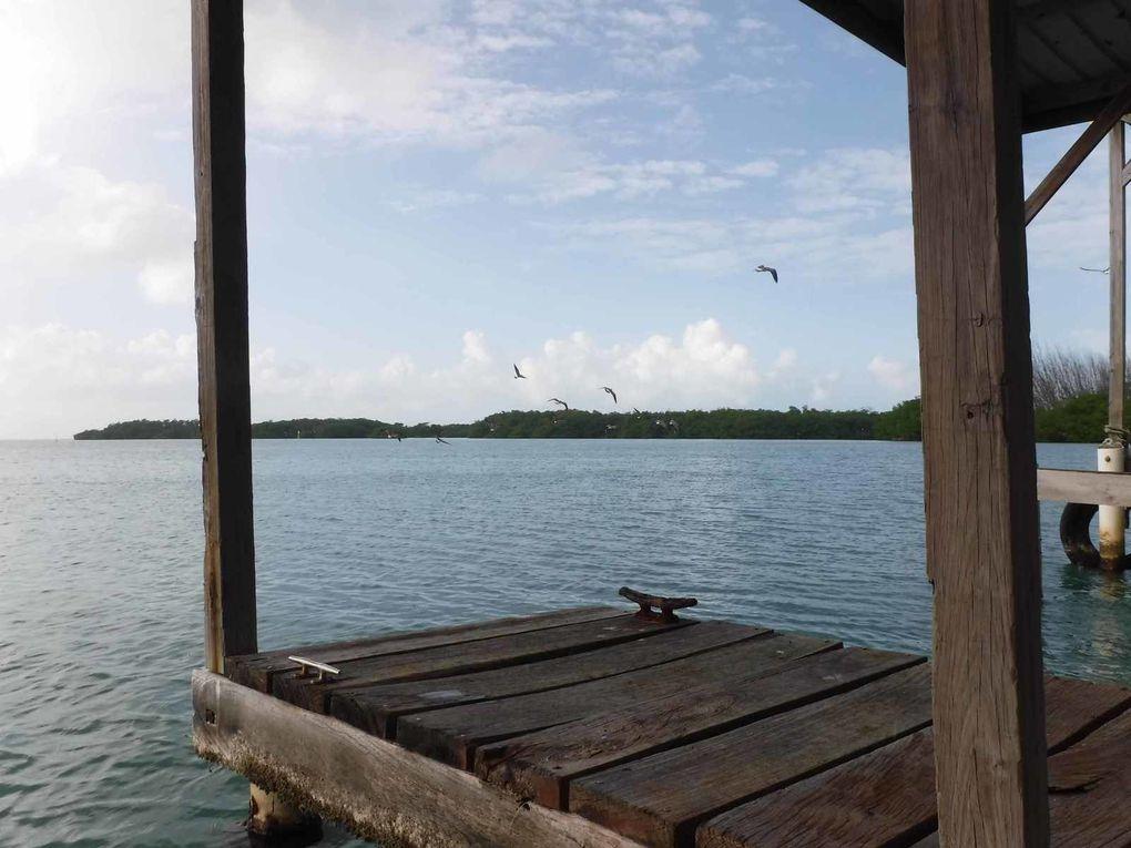 St Georges Cay :chargée d'histoire