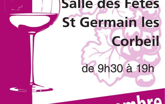 IDF Salon des vins Le 19 novembre 2016