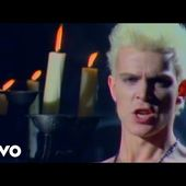 Billy Idol - White Wedding Pt 1 (Official Music Video)
