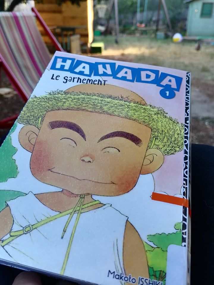 Manga : Hanada le garnement