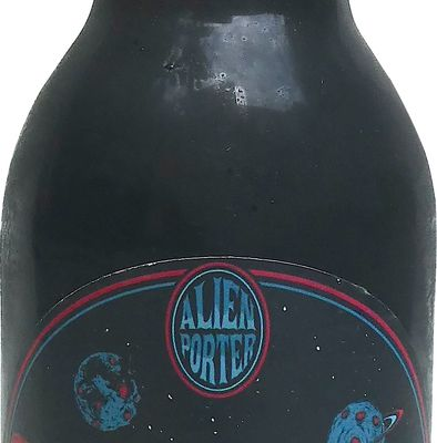 Dégustation #183 : BlackOut Alien Porter