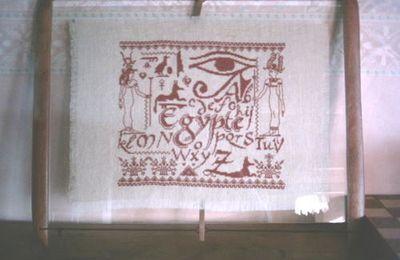 ABC égyptien (fin)
