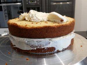 Gâteau Sapeurs Pompiers - Angel's Kitchen