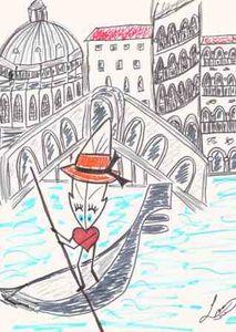 Venise Lily la Plume